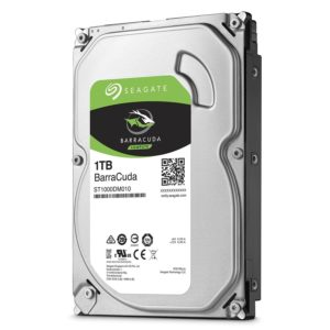 Seagate 1TB Internal Hard Drive Hdd – 3.5 Inch Sata 6GB S 7200 Rpm