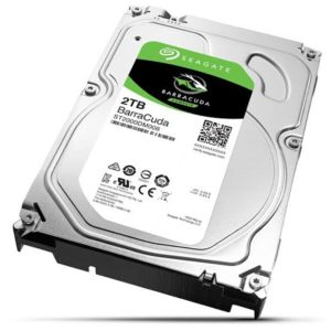 Seagate 2TB Internal Hard Drive Hdd – 3.5 Inch Sata 6GB S 7200 Rpm