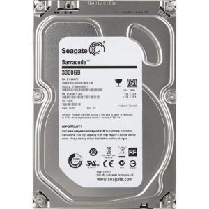 Seagate 3TB Internal Hard Drive Hdd – 3.5 Inch Sata 6GB S 7200 Rpm